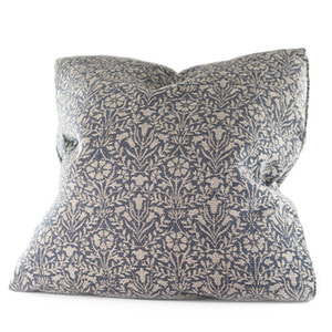 Morris&co. Cushion- Natural Ethnic Pattern Cushion(모리스 네추럴 에스닉 패턴 쿠션)