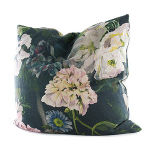 Designers Guild Prints Cushion- Flower Pattern (디자이너스 길드- 플라워 패턴)