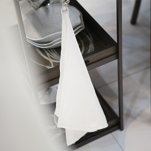 LINEN KITCHEN TOWEL 4ea(1set)