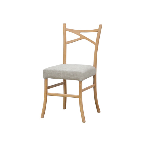 Zacc collection by SEDEC Deer Dining Chair (Natural) 디어 식탁 의자 (내추럴)